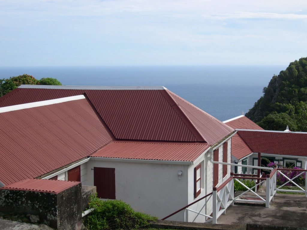 all about metal roofs